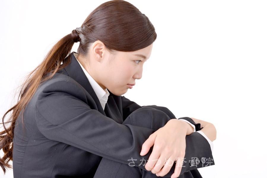 ストレスによる肩こり